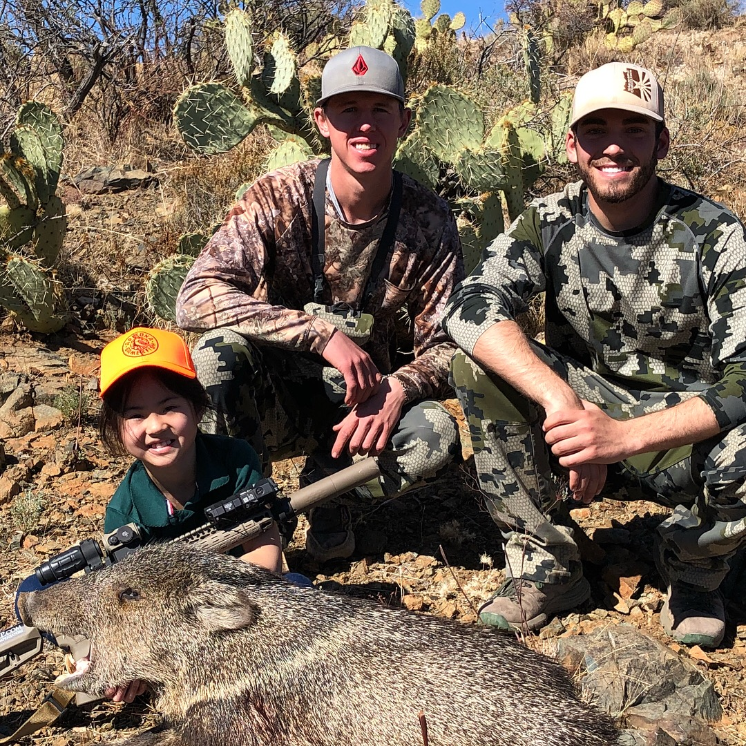 Youth Javelina Hunt